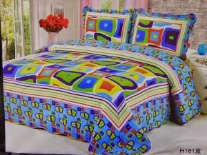 cadar patchwork cotton cantik