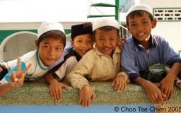 Orang Muslim Kemboja (Cambodia)