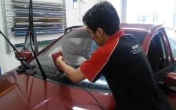 Kelebihan tinted kereta untuk sekat haba panas
