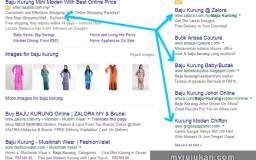 contoh keyword adsense berbayar dari keyword baju kurung