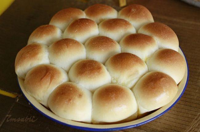 cara membuat bun manis (sweet bun)