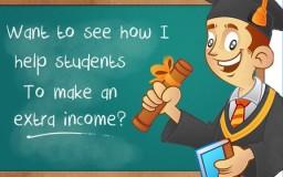 potensi cari duit lebih semasa belajar