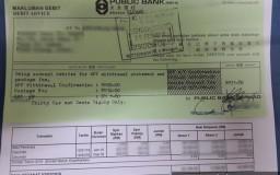 Bagaimana membuat pengeluaran kwsp untuk bayar ansuran rumah