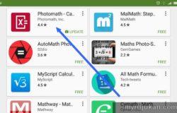 Dapat jawapan matematik dengan aplikasi matematik android