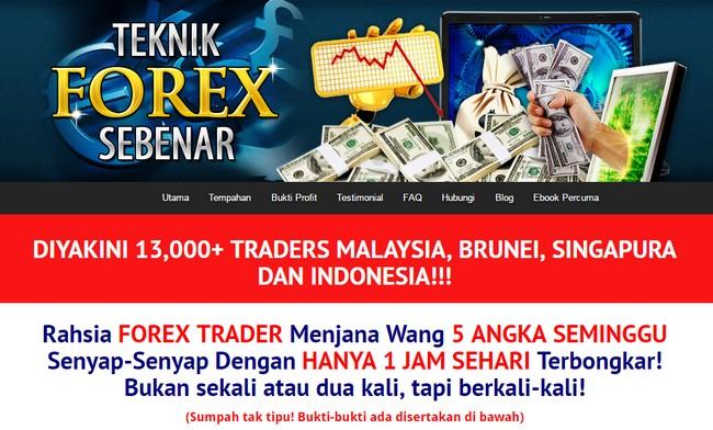 Pelaburan forex malaysia