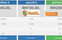 Pakej web hosting terbaik di Malaysia yang menawarkan langganan tahunan yang murah