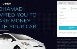 Peluang jana income sebagai pemandu teksi moden dengan register uber Malaysia