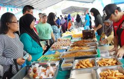 Beberapa idea bisnes makanan untuk pasar dan bazar ramadhan