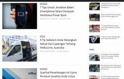 Contoh website viral Malaysia