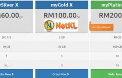 NetKL adalah salah satu web hosting terbaik yang biasa dipakai oleh blogger
