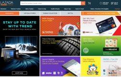 Beli barang online shopping di Lazada Malaysia