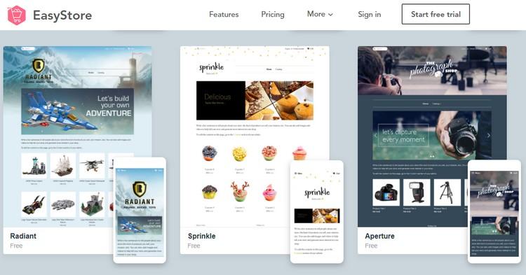 Cara Bina Website Kedai Online Untuk Perniagaan Di Internet
