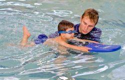 belajar asas berenang