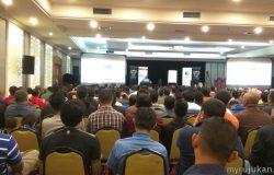 Seminar pelabur global tentang saham dari Dato Dr Nazri Khan