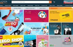 Lazada adalah website online shopping Malaysia terbesar dan paling popular