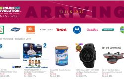 Online Revolution dari Lazada menawarkan promosi jualan harga murah terbesar Malaysia