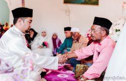 Pengalaman bernikah saya ketika dinikahkan oleh bakal bapa mertua