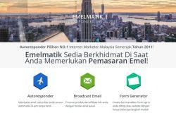 Perkhidmatan email marketing yang murah dari Malaysia