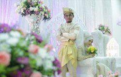 contoh gambar perkahwinan dari ebook panduan fotografi