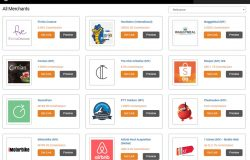 Daftar program affiliate terbaru Malaysia