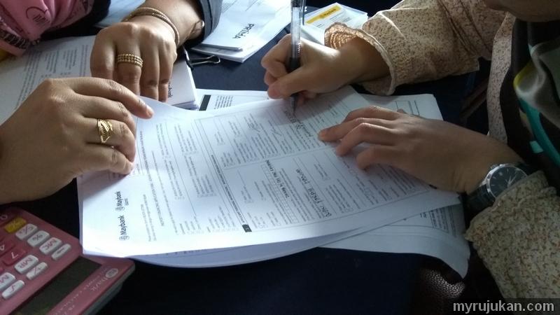 Memohon loan pinjaman perumahan prima dari Maybank