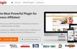 Plugin AliPlugin dapat membantu anda membina kedai affiliate AliExpress dengan mudah