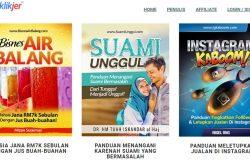 Program affiliate Malaysia dari Klikjer dengan komisen tinggi
