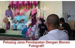 Rujukan dan potensi bisnes fotografi dalam perkahwinan
