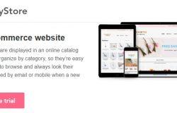 Tawaran promosi pakej eCommerce site murah untuk bisnes online