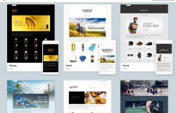 Design theme eCommerce kedai online EasyStore dengan mudah