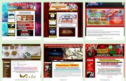 Pakej web sistem autodownline murah