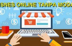 Penerangan tentang bisnes online tanpa modal