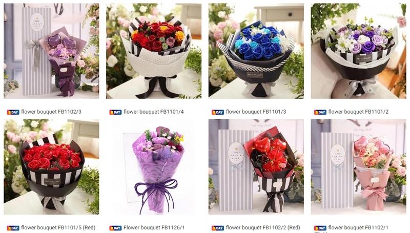 Hadiahkan jambangan bunga kepada guru sebagai tanda menghargai cikgu