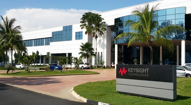 Pengalaman kerja kilang Keysight Technologies Penang Malaysia