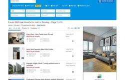 Ada banyak iklan rumah untuk disewa di website mudah