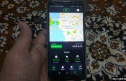 Aplikasi Grab Driver adalah permulaan untuk buat duit dengan Grab