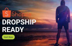 Cara mudah buat dropship dengan Shopee melalui Kumoten