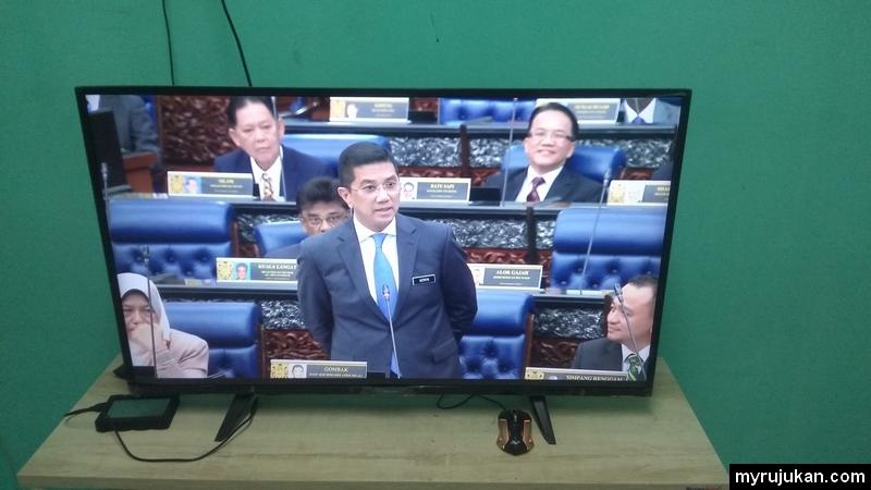 Pakatan Harapan menjadi kerajaan Malaysia 2018