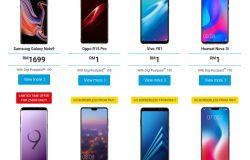Promosi beli smartphone secara hutang dan murah melalui pakej Digi Malaysia