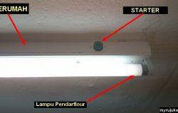 Ringkasan penjelasan berkenaan lampu kalimantang