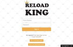 Sistem buat duit dengan topup yang popular di Malaysia iaitu Reload King