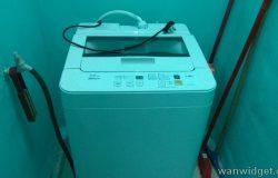 Cara mencuci pakaian menggunakan mesin cuci pakaian automatik