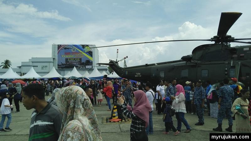 Hari Terbuka TUDM Di Pangkalan Udara Butterworth Pulau Pinang