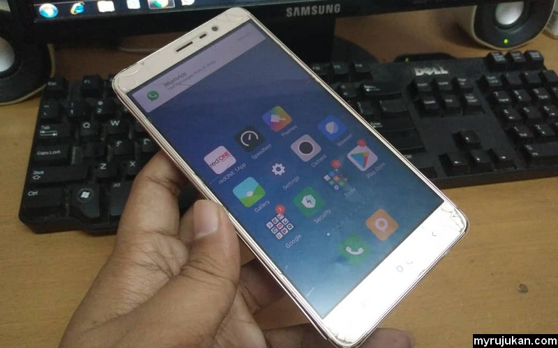 Pengalaman pakai dan guna Xiaomi Redmi Note 3 Pro Malaysia