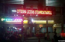 D'Fiesha Licious Steamboat & Grill Kepala Batas Pulau Pinang