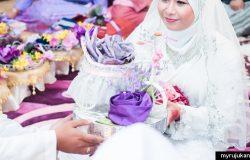 Wang hantaran adalah persediaan kewangan perkahwinan yang paling penting untuk dibincang terlebih dahulu