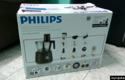 Kotak Philips food processor HR7776