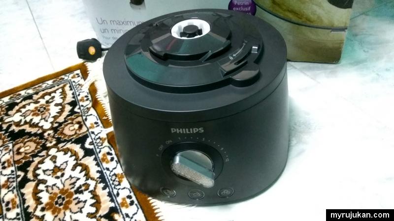 Mesin utama untuk philips food processor ini