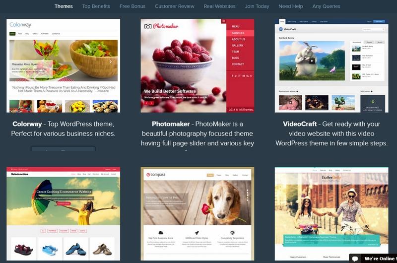 Membeli theme wordpress yang cantik juga adalah salah satu jenis kos blogger