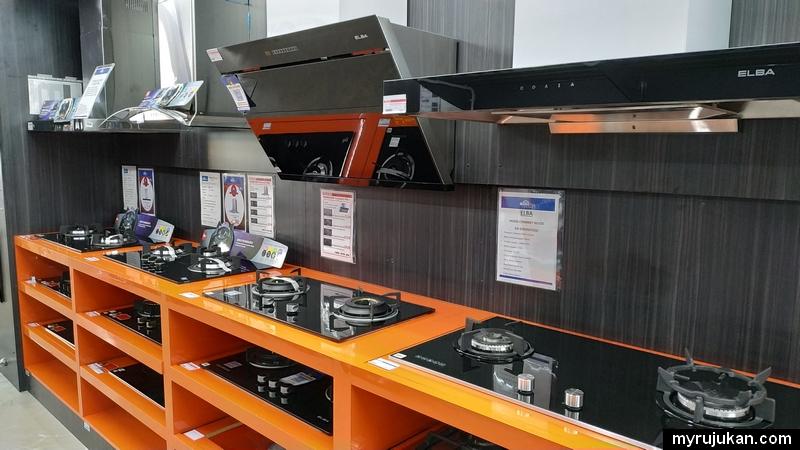 Dapur gas memasak adalah salah satu produk barang kelengkapan rumah yang dijual di HomePro